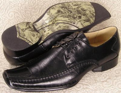 Picture of Majestic Fashions Oxford 88237 (Black)
