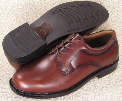 Picture of Bass Auston Plain Toe Oxford (Oak)