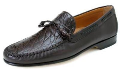 Picture of Mezlan Bonds Crocodile Slipon