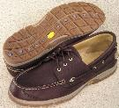 Picture of Sebago Admiral Boat Shoe Oxford (Brown)