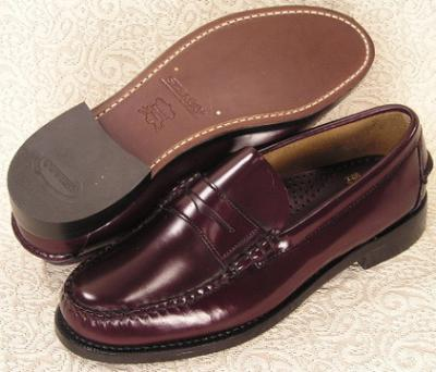 Picture of Sebago Classic Penny Loafer (Burgundy)