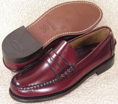 Picture of Sebago Classic Penny Loafer (Antique/Brown)