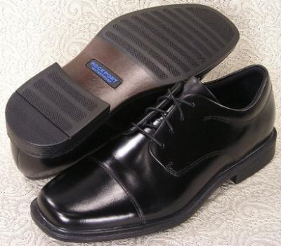 Picture of Rockport Ellingwood Cap Toe Oxford (Black)