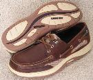 Picture of Sebago Clovehitch Boat Shoe (Walnut)