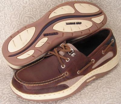 Picture of Sebago Clovehitch Boat Shoe (Walnut)
