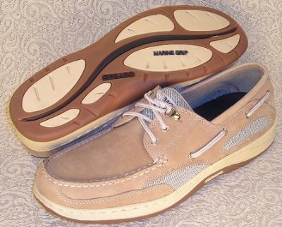 Picture of Sebago Clovehitch Boat Shoe (Taupe)