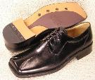 Picture of Zengara Lace Oxford 300061 (Black)