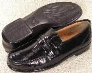 Picture of Nunn Bush Barrett Softy Slipon (Black)