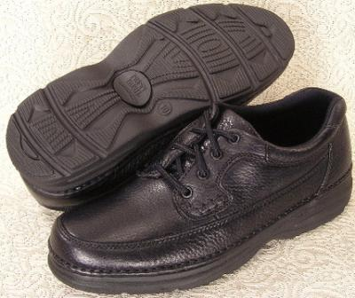 Picture of Nunn Bush Cameron Casual Oxford (Black)