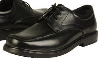 Picture of Nunn Bush Emory Moc Toe Oxford (Black)
