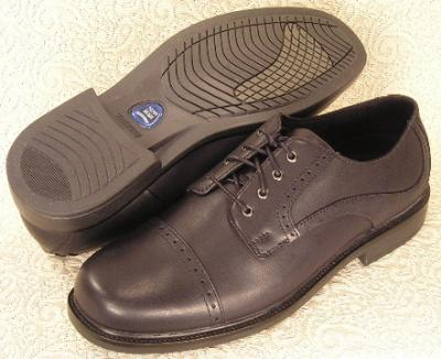 Picture of Nunn Bush Granger Oxford (Black) Waterproof