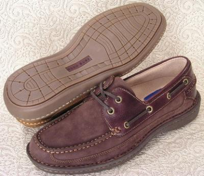 Picture of Nunn Bush Squall Boat Shoe (Brown)