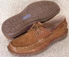 Picture of Nunn Bush Squall Boat Shoe (Oak)