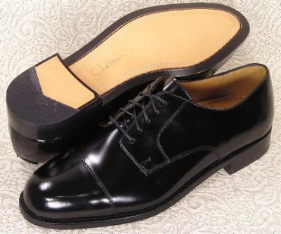 Picture of Cole Haan Caldwell Cap Toe Oxford (Black)