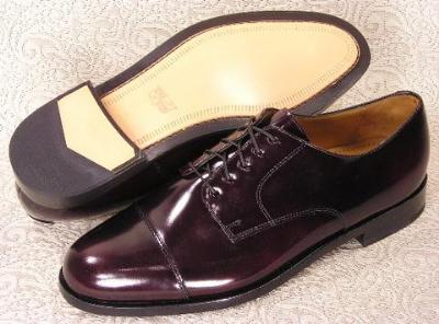 Picture of Cole Haan Caldwell Cap Toe Oxford (Burgundy)
