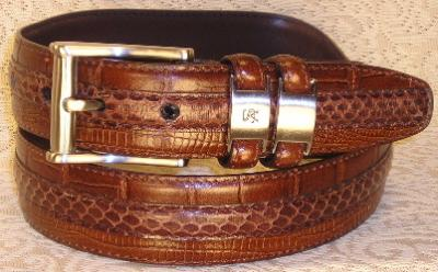 Picture of Stacy Adams Belt Snake 6-027