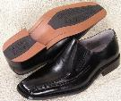 Picture of Stacy Adams Hillman Slipon (Black)