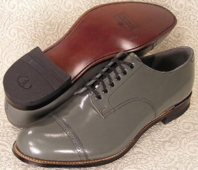 Picture of Stacy Adams Madison Original Oxford (Grey)