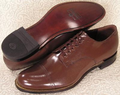 Picture of Stacy Adams Madison Original Oxford (Brown)