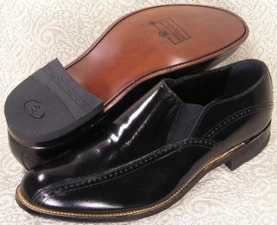 Picture of Stacy Adams Madison Slipon (Black)