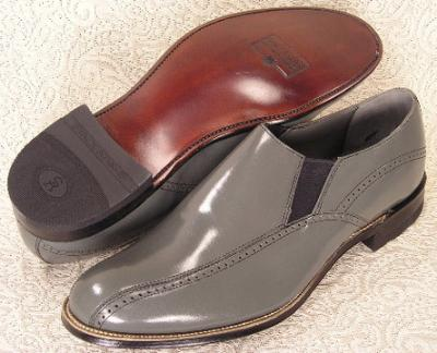 Picture of Stacy Adams Madison Slipon (Gray)