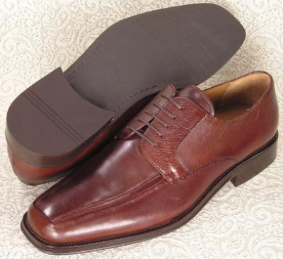 Picture of Mezlan Shaw Lace Oxford ( Brown )