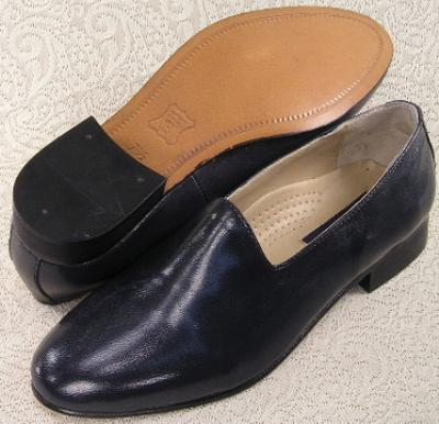 Picture of Giorgio Brutini Slipon Formal 24437 (Navy)
