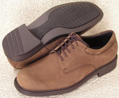 Picture of Rockport Margin Plain Toe Oxford (Nubuck)