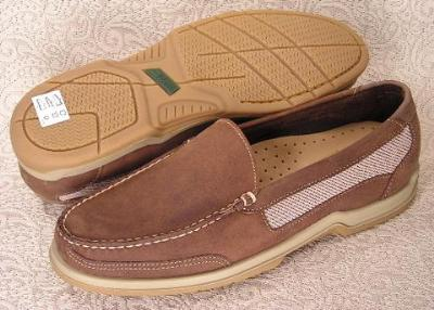 Picture of Sebago Pulpit Harbor Slipon  (Brown)