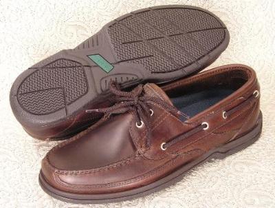 Picture of Sebago Schoodic Boat Shoe (Burnt)