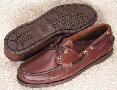 Picture of Sebago Schooner Deck Shoe (Brown)