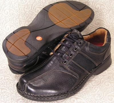 Picture of Clarks Un Coil Lace Oxford