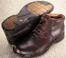 Picture of Clarks Un Furl Demi Boot (Brown)