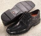 Picture of Clarks Un Kenneth Oxford (Black)