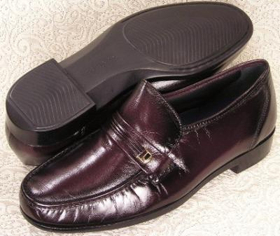 Picture of Bostonian Prescott Moc Slipon (Burgundy)