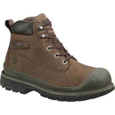 "Picture of Wolverine Crawford 6"" Boot (Steel Toe) 4661 Brown"