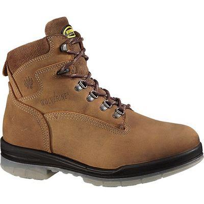 "Picture of Wolverine DuraShocks 6"" Insulated Boot (Steel Toe) 3294"