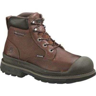 Picture of Wolverine Lawson Metatarsal Guard Boot (Steel Toe) 4659