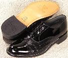 Picture of Stacy Baldwin Cap Toe Lace Oxford (Black)
