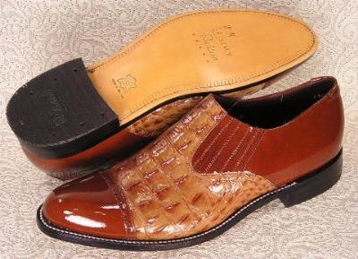 Picture of Stacy Baldwin Hornback Slipon (Brown)