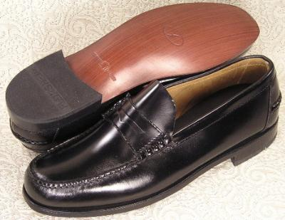 Picture of Florsheim Berkley Penny Loafer (Black)