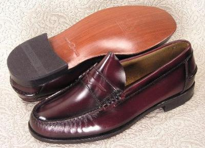 Picture of Florsheim Berkley Penny Loafer (Burgundy)