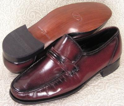 Picture of Florsheim Como Strap Slipon (Cherry)