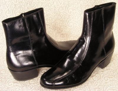 Picture of Florsheim Duke Dress Boot (Black)