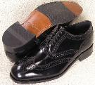 Picture of Florsheim Lexington Wingtip (Black)