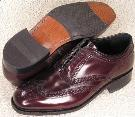 Picture of Florsheim Lexington Wingtip (Burgundy)