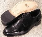 Picture of Florsheim Welles Cap Toe Oxford (Black)