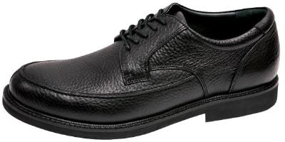 Picture of Aetrex Moc Toe Oxford LT900 (Black)