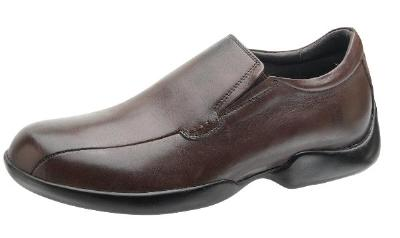 Picture of Aetrex Classic Slipon (Brown) G221