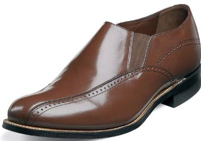 Picture of Stacy Adams Madison Slipon (Brown)
